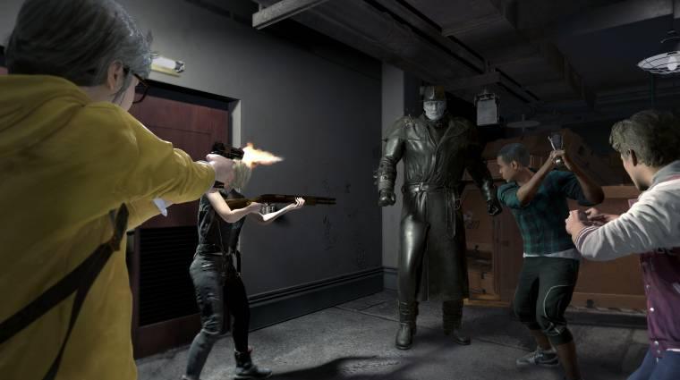 Project Resistance - játékmenetet is láthatunk az új Resident Evil játékból bevezetőkép