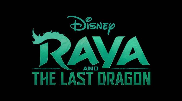 A Disney bejelentette legújabb animációs filmjét, a Raya and the Last Dragont kép