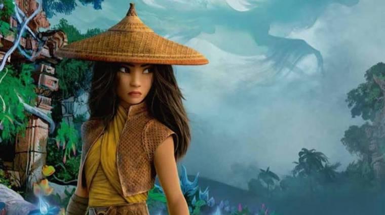 Csodásnak ígérkezik a Disney új animációs filmje, a Raya és az utolsó sárkány bevezetőkép