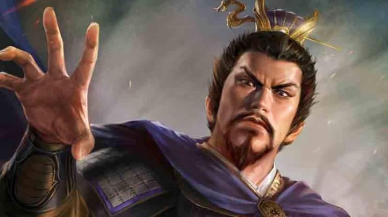 Romance of the Three Kingdoms XIV - PC-re és PS4-re is megjelenik nálunk bevezetőkép