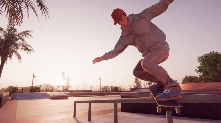 A Skater XL három kiváló rajongói pályát is tartalmaz majd bevezetőkép