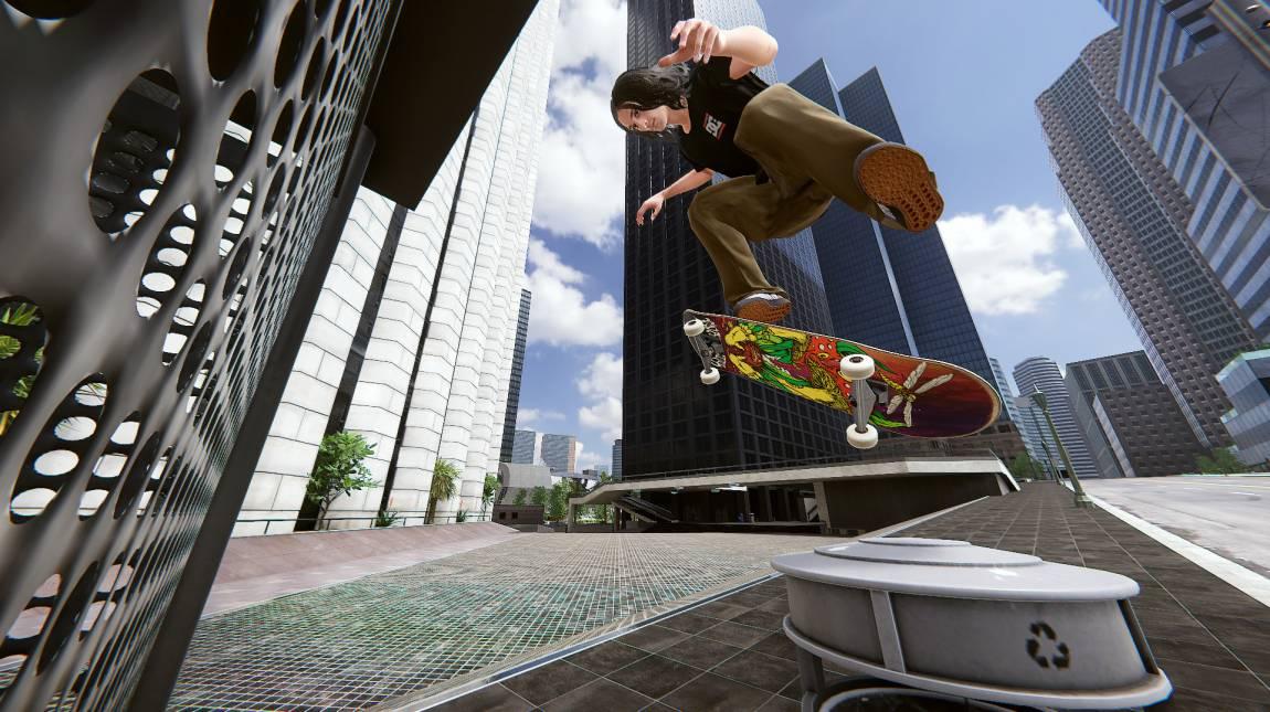 Skater XL teszt - belebukni egy kickflipbe bevezetőkép