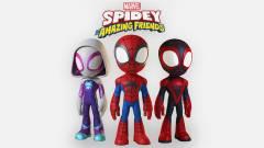 Teljesen családbarát Pókember animációs sorozat készül Spidey and His Amazing Friends címen kép
