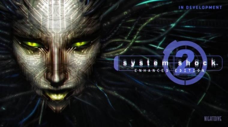 Új részletek derültek ki a System Shock 2 felújított változatáról bevezetőkép