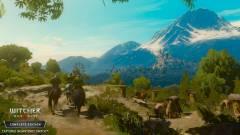 Gamescom 2019 - 25 percnyi játékmenet érkezett a Witcher 3 Switch verziójából kép