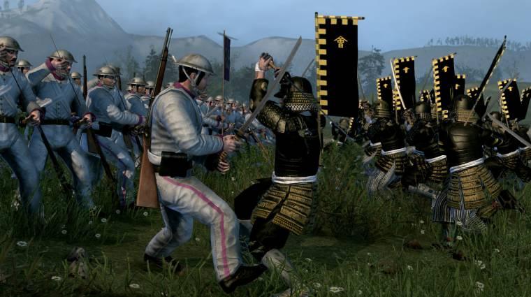 Total War - önálló játék lett a Shogun 2 egyik DLC-jéből bevezetőkép