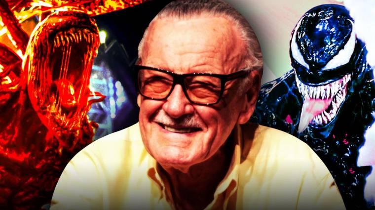 Kevesen szúrták ki a Stan Lee cameót a Venom 2: Vérontó első előzetesében bevezetőkép