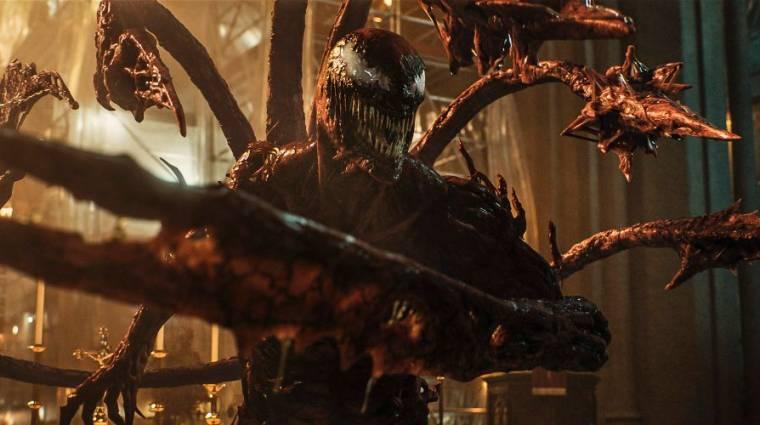 Vérontó mindenkit szétkap a Venom 2 új előzetesében bevezetőkép