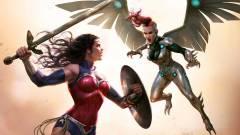 Íme a Wonder Womanre koncentráló legújabb DC animációs film előzetese kép