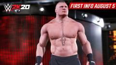 WWE 2K20 - Bayley és Brock Lesnar feszítenek az első képeken kép