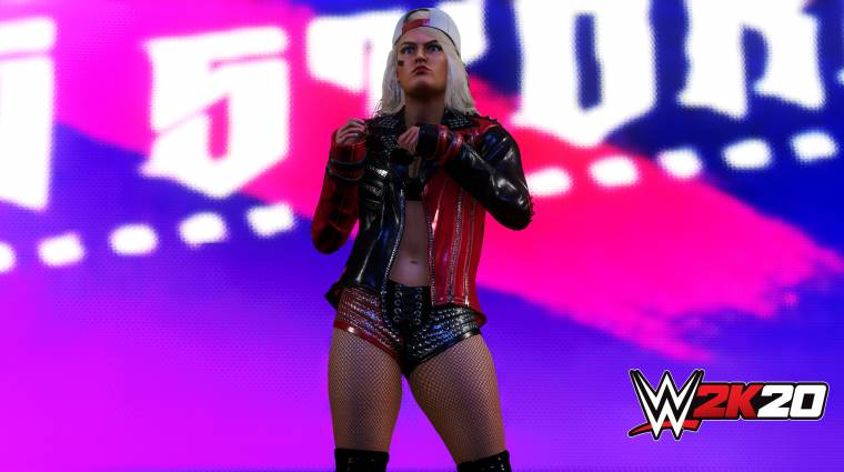 WWE 2K20 - az új frissítés tönkrevághatja a mentésünket PC-n bevezetőkép