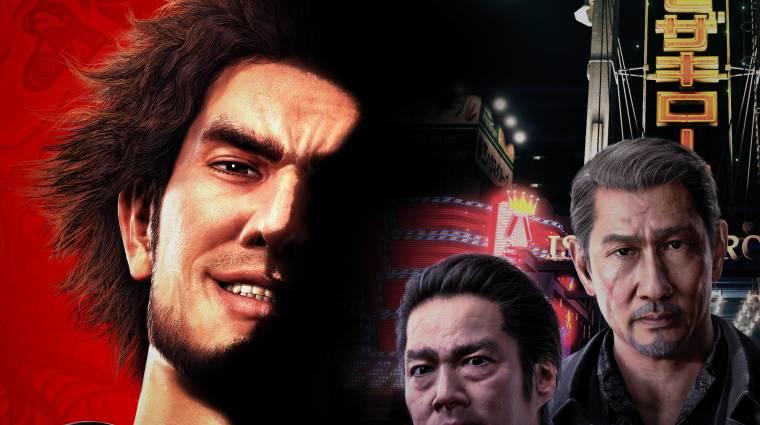15 perc Yakuza: Like a Dragon gameplay mutatja meg a széria megújulását bevezetőkép