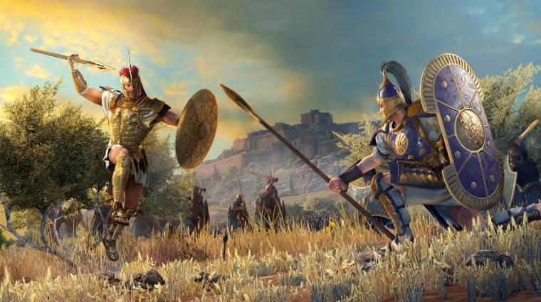 Ingyenes lesz a Total War Saga: Troy megjelenésekor, de van egy rossz hír is bevezetőkép