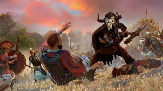 A Total War Saga: Troy infódoboz