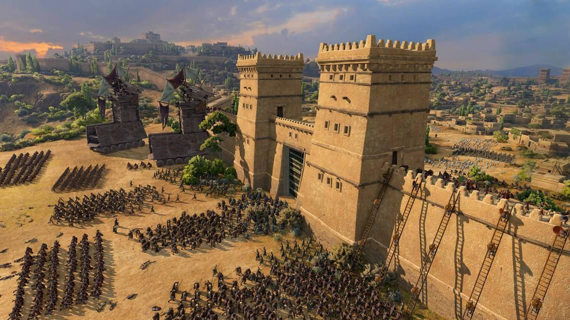 A Total War Saga: Troy teszt - ettől a falótól nem kell félned bevezetőkép
