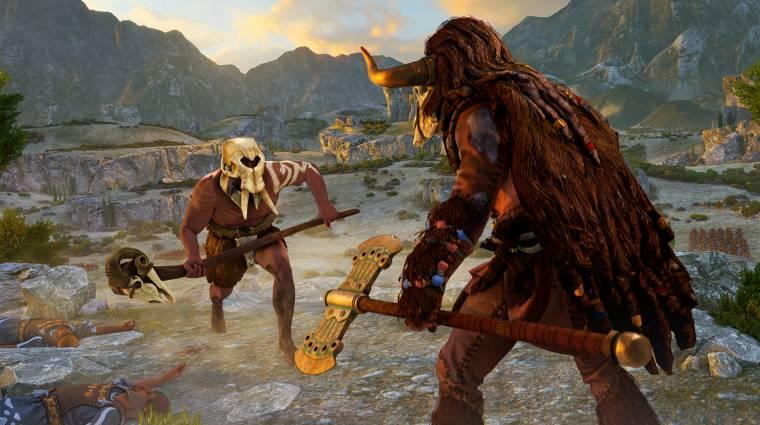 A Total War Saga: Troy hősei két hosszabb trailerben mutatkoztak be bevezetőkép