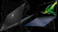 Acer újdonságok az IFA 2019-en: pehelykönnyű gamer laptop és e-sport platform kép