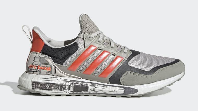 Star Wars mintájú cipőt készít az Adidas bevezetőkép