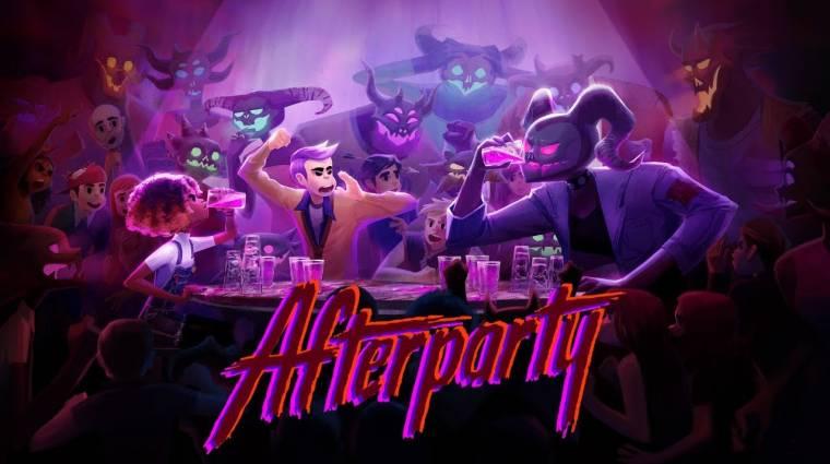 Afterparty - megvan az ígéretes indie játék megjelenési dátuma bevezetőkép