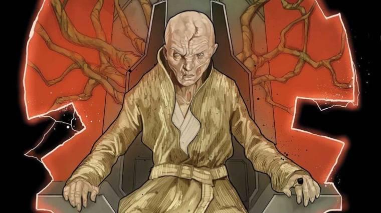 Egy Star Wars könyv pontosította Snoke eredetét bevezetőkép