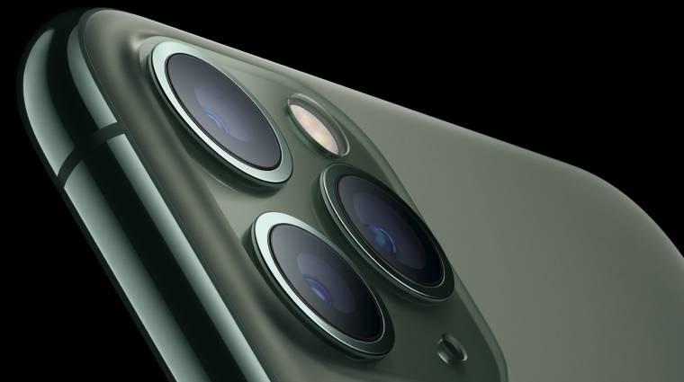 Három új iPhone-ért lehet nemsokára sorbaállni kép