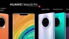 Ezt tudják a legújabb Huawei-mobilok kép