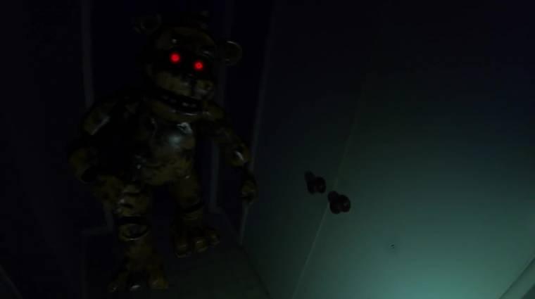 Five Night's at Freddy's AR: Special Delivery - kiterjesztett valóságban még durvább az ijesztegetés bevezetőkép
