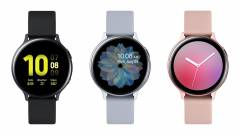 Jön a Samsung Galaxy Watch Active2 kép