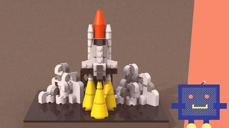 Melyik lesz a legjobb LEGO űrhajó? kép