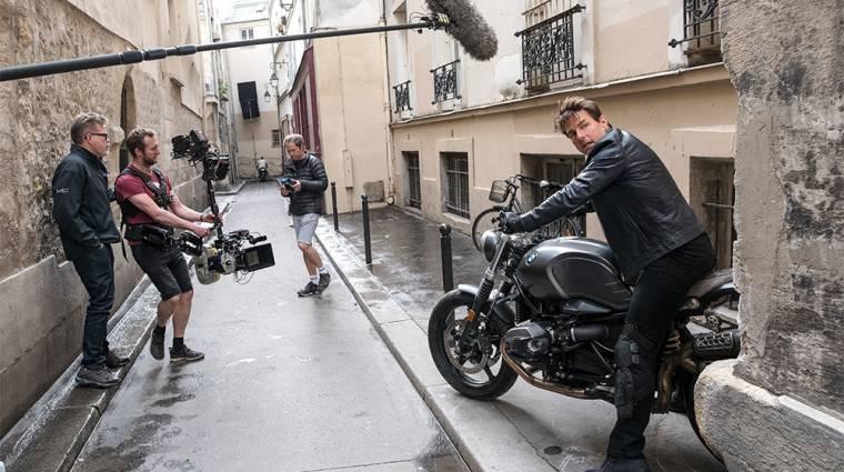 Tom Cruise sem bír a koronavírussal, leáll a Mission: Impossible 7 forgatása bevezetőkép