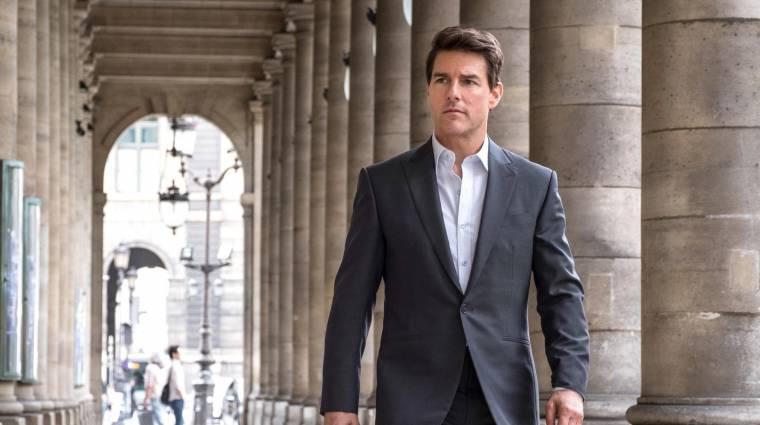 Kiszivárgott egy hangfelvétel, melyben eldurran Tom Cruise agya a Mission: Impossible stábja miatt kép