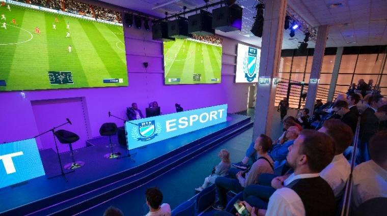 Két szakosztály meccseit nézhetjük a ma átadott MTK Esport Arénában bevezetőkép