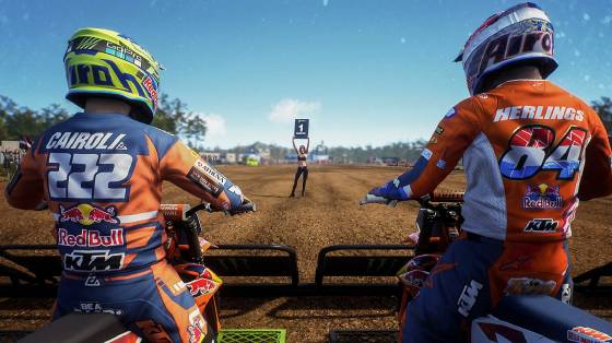 MXGP 2019 - The Official Motocross Videogame infódoboz
