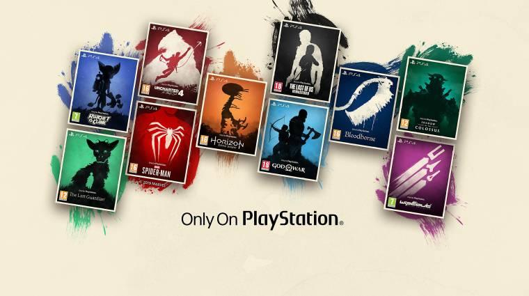 Gyönyörű borítóval kerül boltokba 10 PlayStation-exkluzív játék bevezetőkép