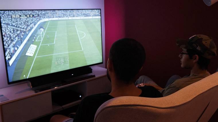 A Philips tévének álcázta a gamer monitorát kép