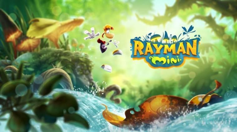 Rayman Mini - traileren a mobilos széria folytatása bevezetőkép