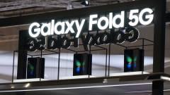 Itt az új 5G-s Samsung mobil, és tényleg elstartol a Galaxy Fold! kép