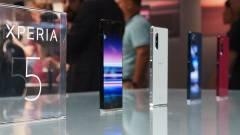 A Sony csak azért sem adja fel a mobilokat, itt az Xperia 5 kép