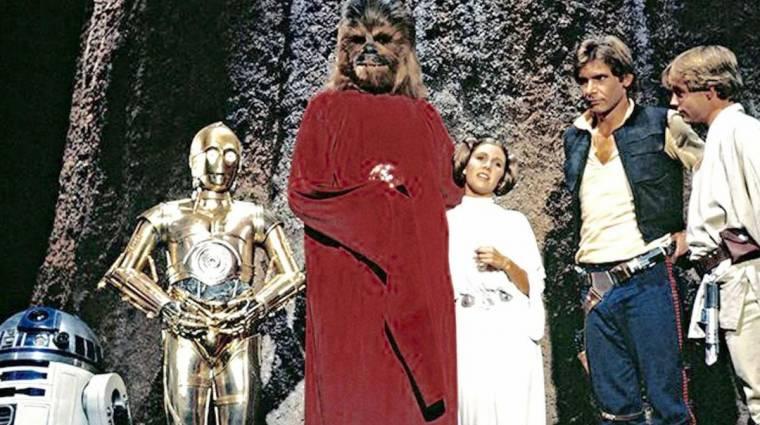 Az eredetinél sokkal jobbnak tűnik az új Star Wars ünnepi különkiadás bevezetőkép