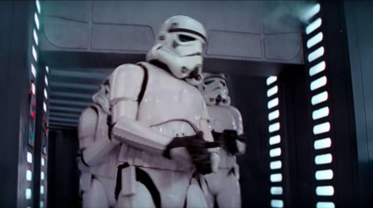 Star Wars - dokumentumfilm készül az ügyetlen rohamosztagos rejtélyéről bevezetőkép