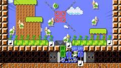 Super Mario Maker 2 - valaki leklónozta benne a Duck Huntot kép
