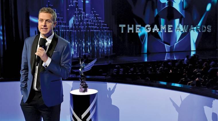 Sokkal többen követték idén a The Game Awardsot, mint tavaly bevezetőkép