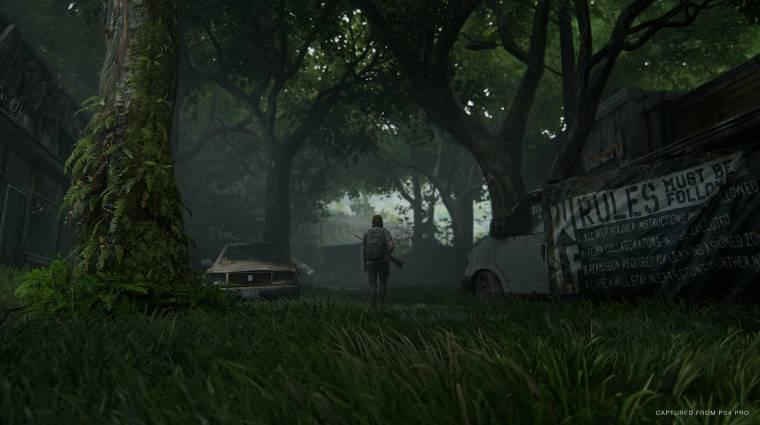 The Last of Us Part II - itt egy kis gameplay, és beszámolók a játékélményről bevezetőkép