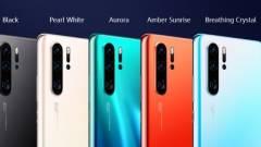 Új mobil a Huawei-től kép