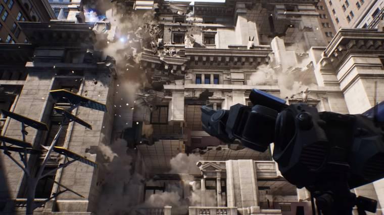 Az új Unreal Engine 4.23 rágyúr a fényre és a rombolásra bevezetőkép