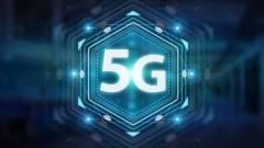 5G hálózat Budapesten kép