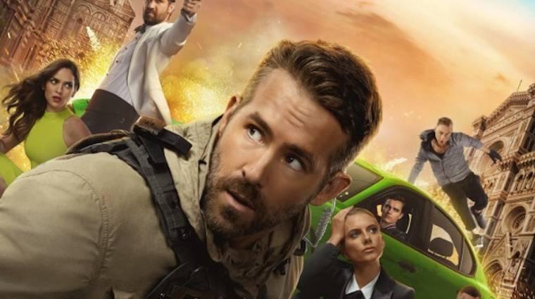 Ryan Reynolds leamortizálja Olaszországot a Six Underground új előzetesében kép