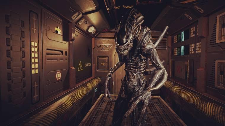 Rajongói Alien játék készül, elég keménynek tűnik bevezetőkép