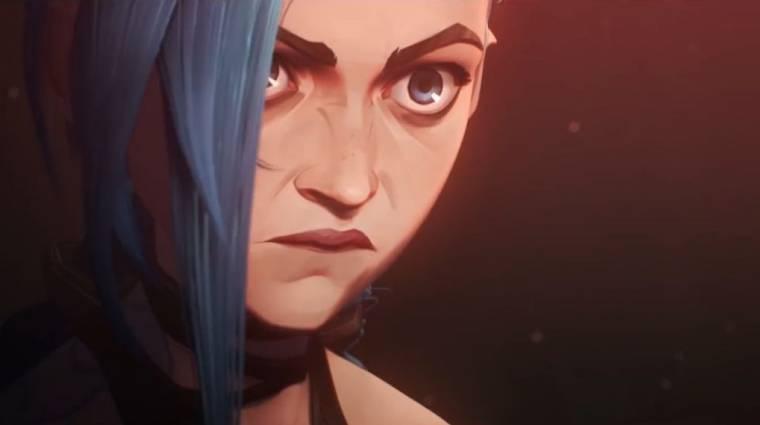 Bővebben is belenézhetünk a League of Legends animációs sorozatba, az Arcane-be bevezetőkép