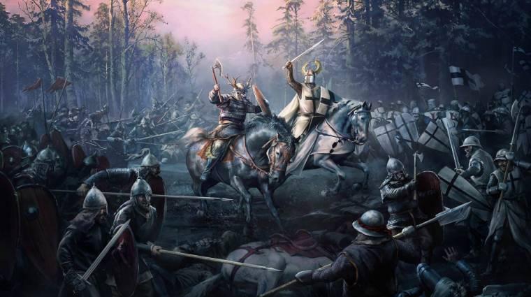 Király szerepjátékos elemeket villantott a Crusader Kings 3 bevezetőkép